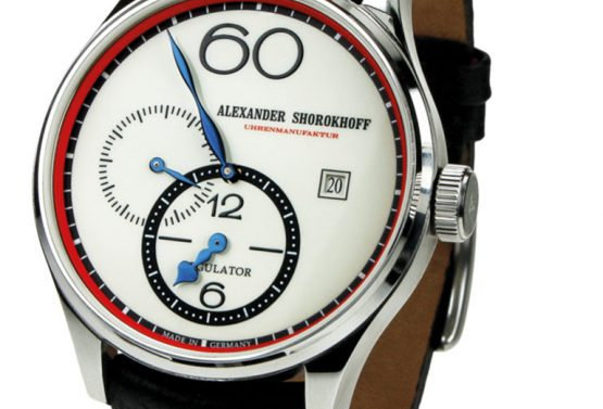 Alexander Shorokhoff Regulator