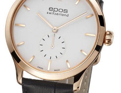 Epos Collection Originale Dress Watch