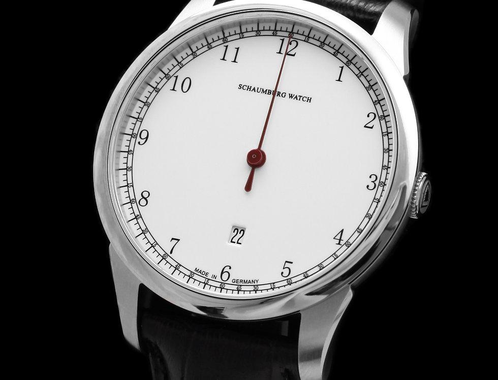 Schaumburg Watch Gnomonik Red