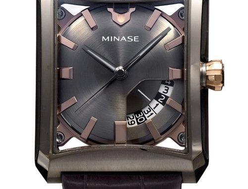 Minase 5 Windows Jahr 2021 Stainless Steel