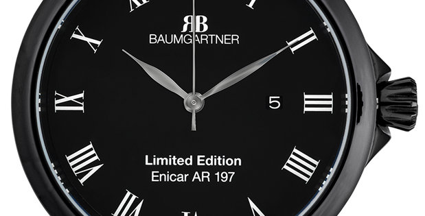 RB Baumgartner Passion Balancier limited 8 Pieces