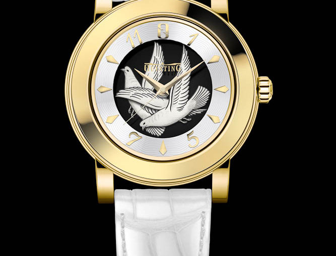 Quinting Cyclone The Lady Dove Yellow Gold