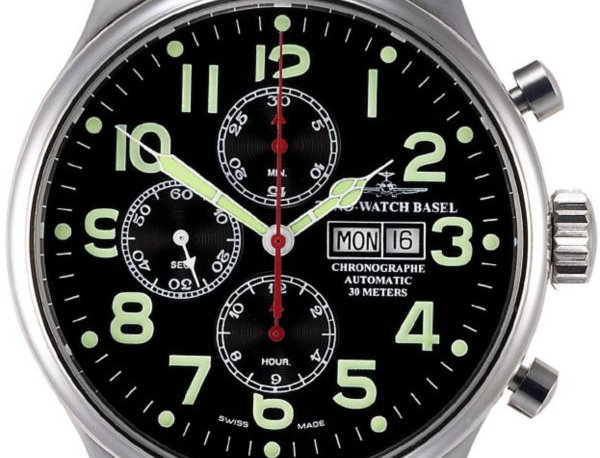 OS Pilot Chronograph Germany