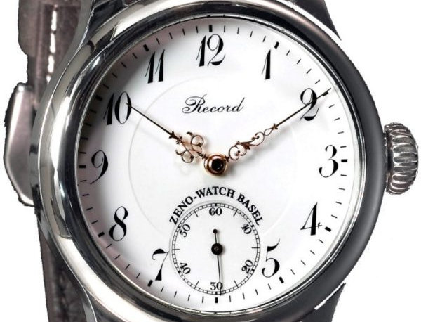 RECORD pocket watch on the wrist – Limited Edition