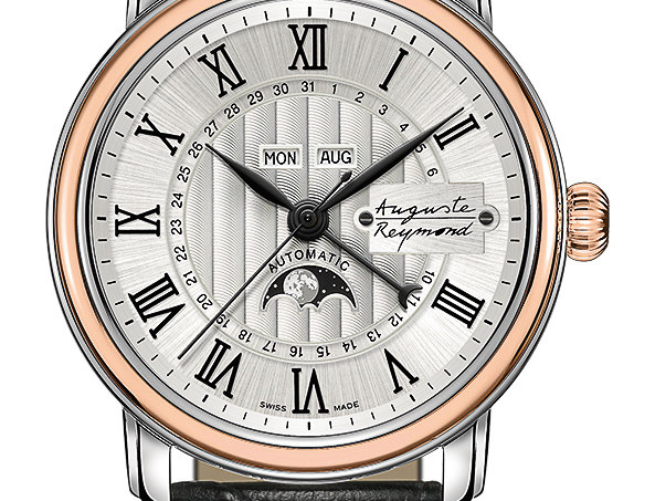 Auguste Reymond Cotton Club Automatic Moonphase