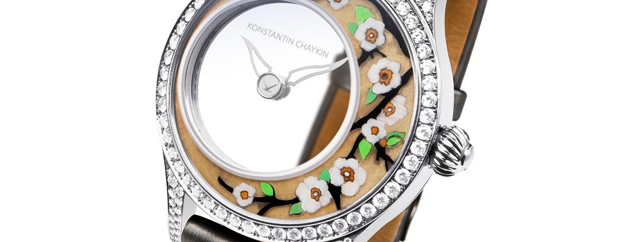 Konstantin Chaykin Levitas Blooming Tree Diamonds Limited 5 pieces