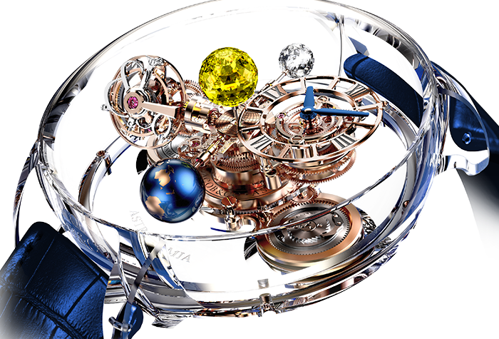 Jacob & Co. Astronomia Flawless Grand Complication Limited 9 pieces
