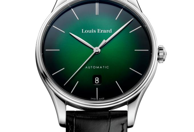 Louis Erard Héritage Dress Watch