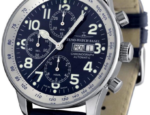 X-Large Pilot Chronograph Day-Date special