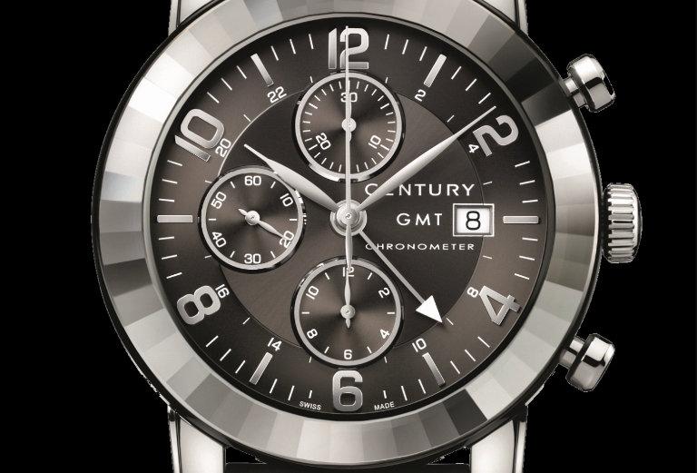 Century Elegance Chronograph GMT