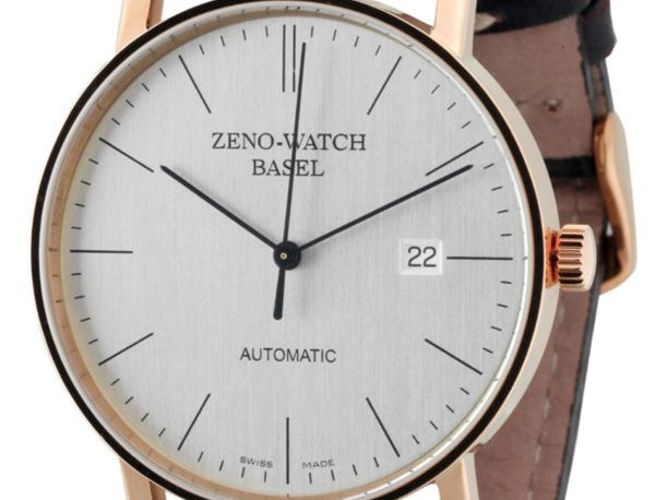Bauhaus Automatic 18ct red gold