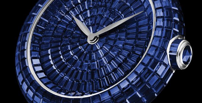 Jacob & Co. BRILLIANT FULL BAGUETTE BLUE SAPPHIRES 18 Pieces Limited