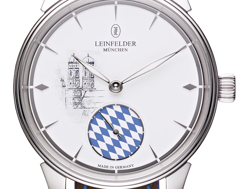 Leinfelder Uhren München Benno Manufaktur Kaliber Frauenkirche München