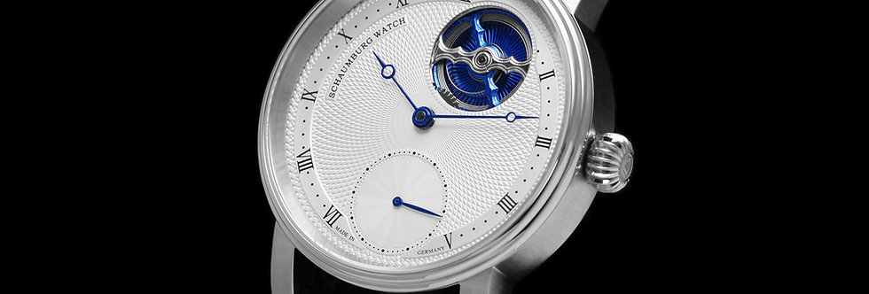 Schaumburg Unikatorium Classic II handmade blue