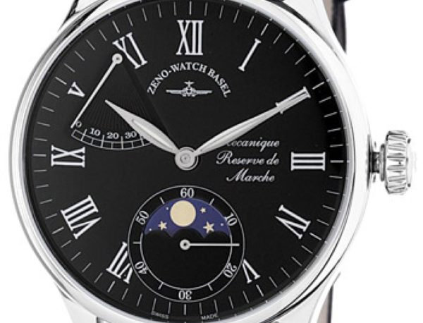 Godat II Roma Power Reserve Moon Phase