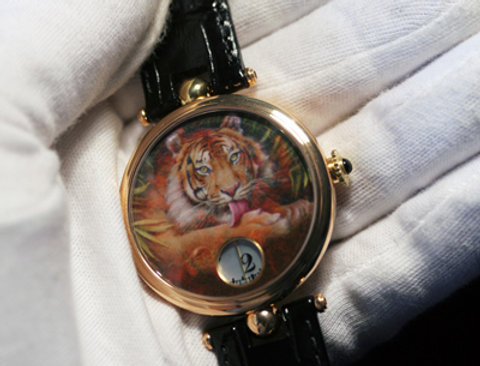 Angular Momentum Bengal Tiger 41mm
