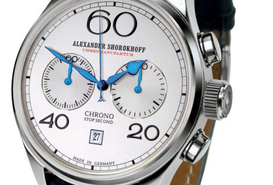 Alexander Shorokhoff Chrono C01