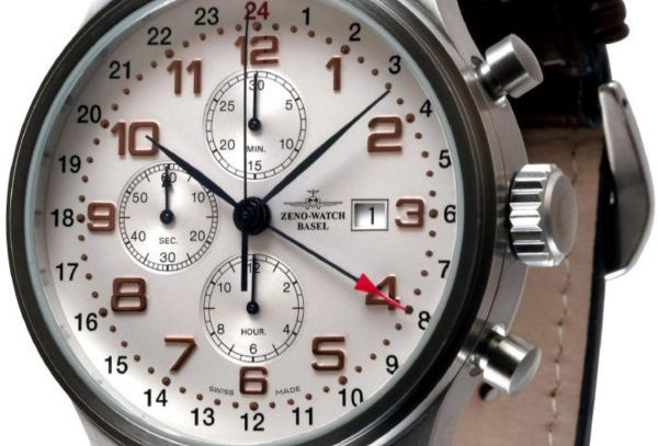 OS Retro Chronograph GMT