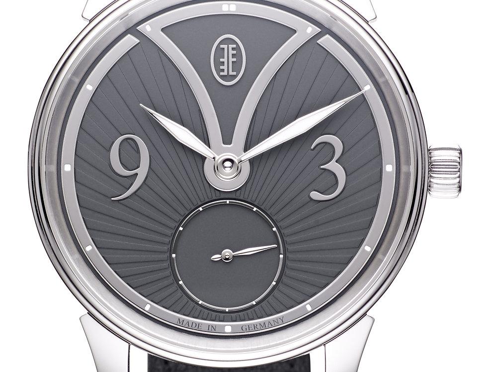 Leinfelder Uhren München Elysium Steel Manufaktur Kaliber