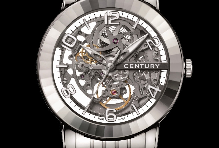 Century Elegance Men Skeleton