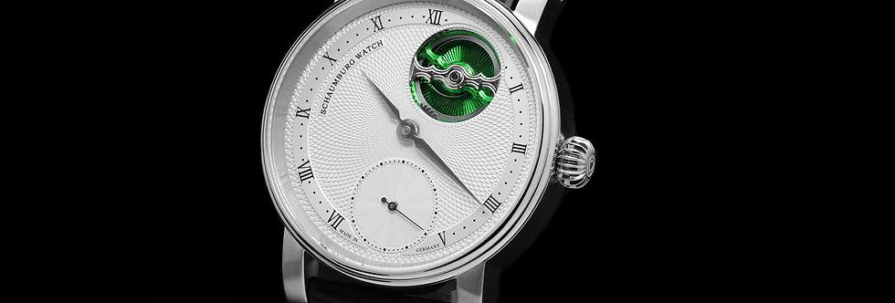 Schaumburg Unikatorium Classic II handmade green