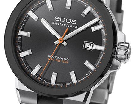 Epos SPORTIVE Dynamic, in 4 Optionen, BLACK