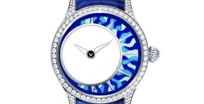 Konstantin Chaykin Levitas Mosaic Marine Diamonds Limited 5 pieces