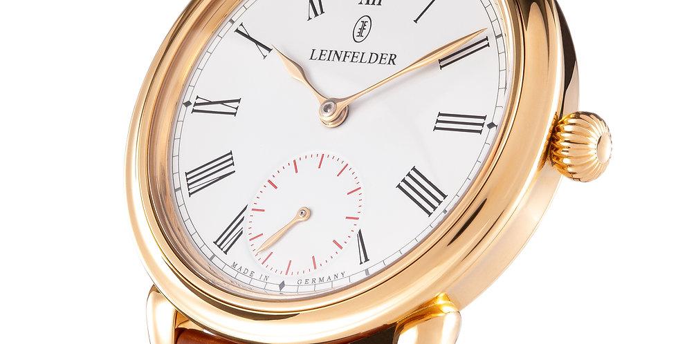 Leinfelder Uhren München Elysium Rose Gold Manufaktur Kaliber