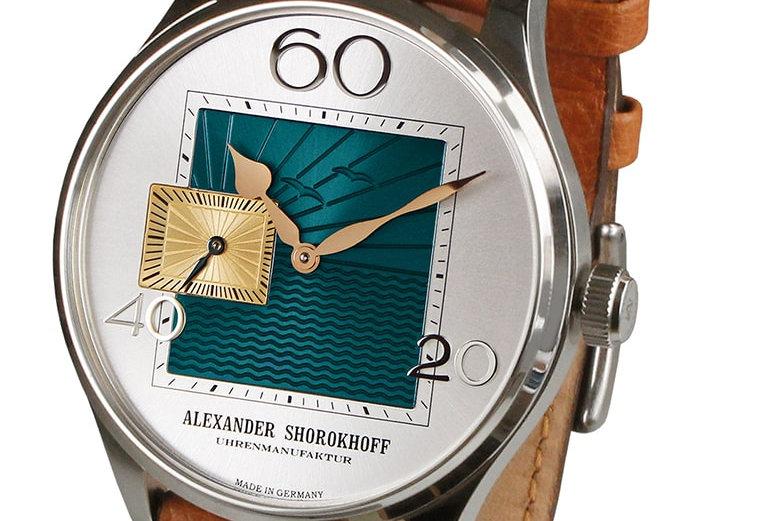 Alexander Shorokhoff Newport Limited Edition 10 Pieces