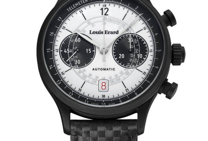 Louis Erard Chronograph La Sportive Limited Edition Ultima RS