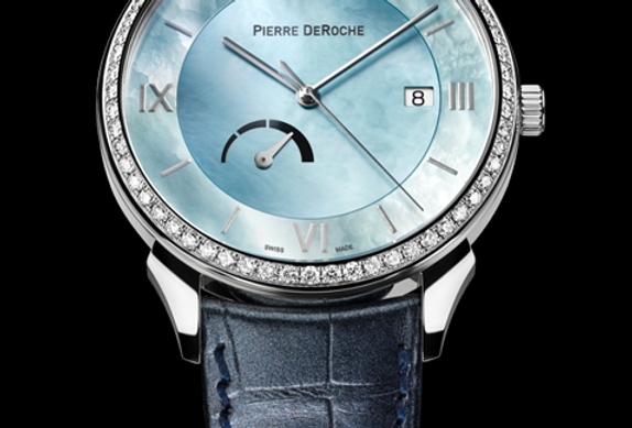 Pierre DeRoche Grandcliff Pure Nacre Mother of Pearl
