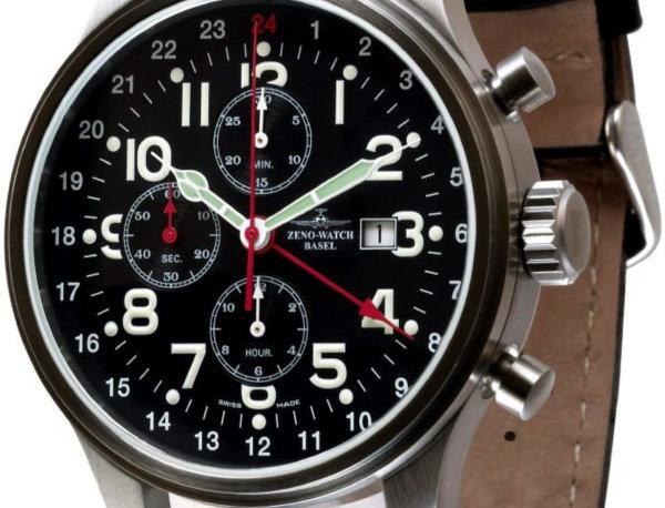 OS Pilot Chronograph GMT – Ltd
