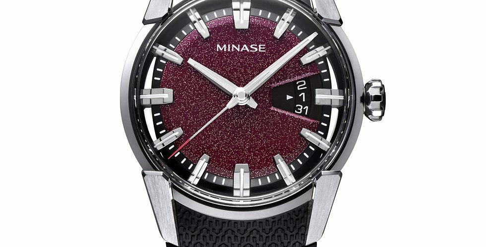 Minase Divido Deep Red Urushi (nur 2 Modelle verfügbar)