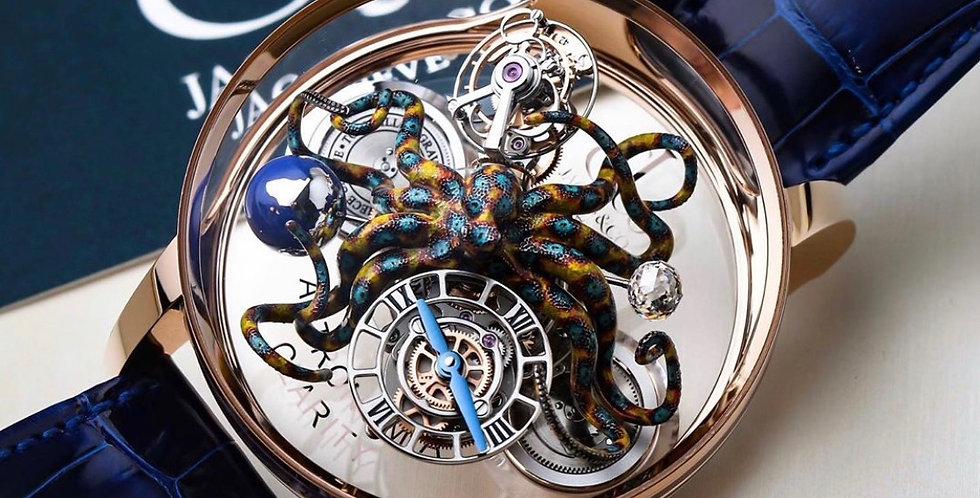 Jacob & Co. Astronomia Octopus Unique Piece