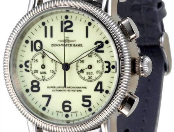 Nostalgia Lumi Chronograph 2030