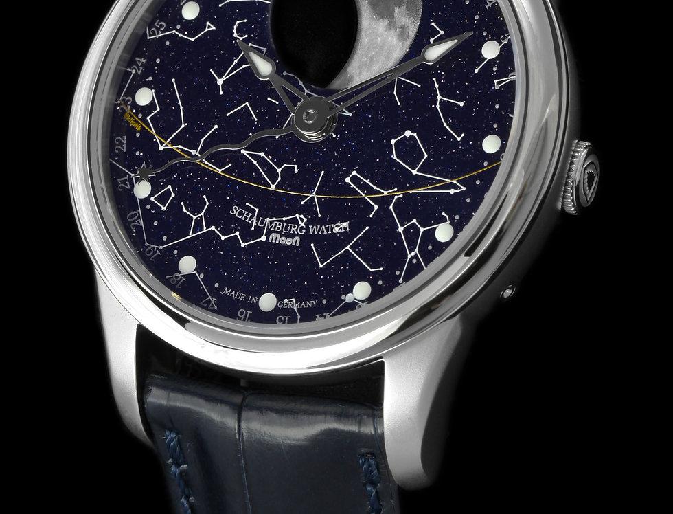 Schaumburg Watch Grand Perpetual MoonSigns of Zodiac