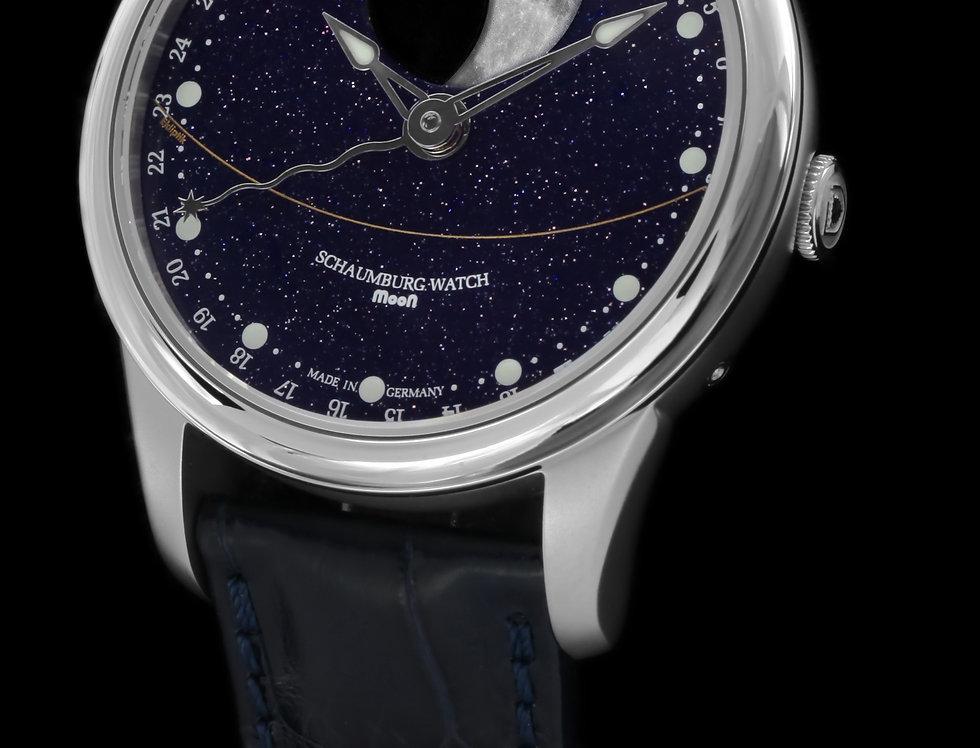 Schaumburg Watch Grand Perpetual Moon Galaxy