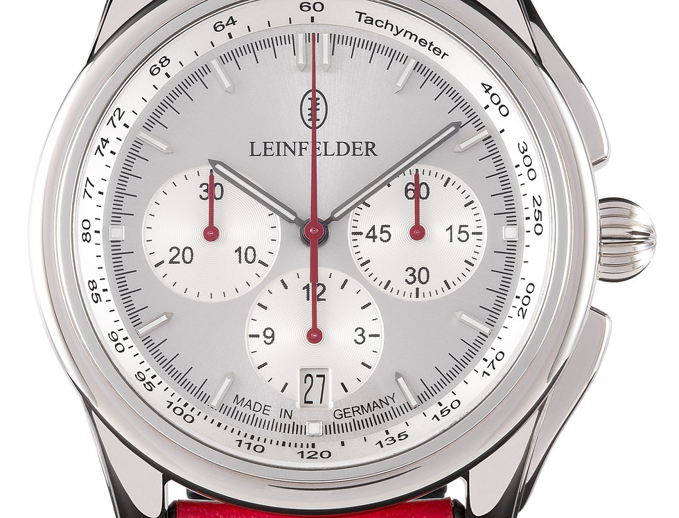 Leinfelder Uhren München Meridian Chrono Classic
