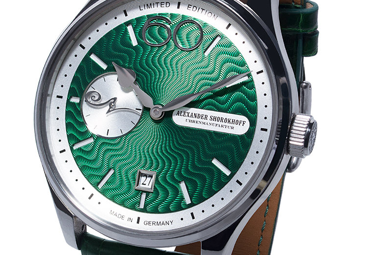 Alexander Shorokhoff Neva Green Limited Edition 49 Pieces