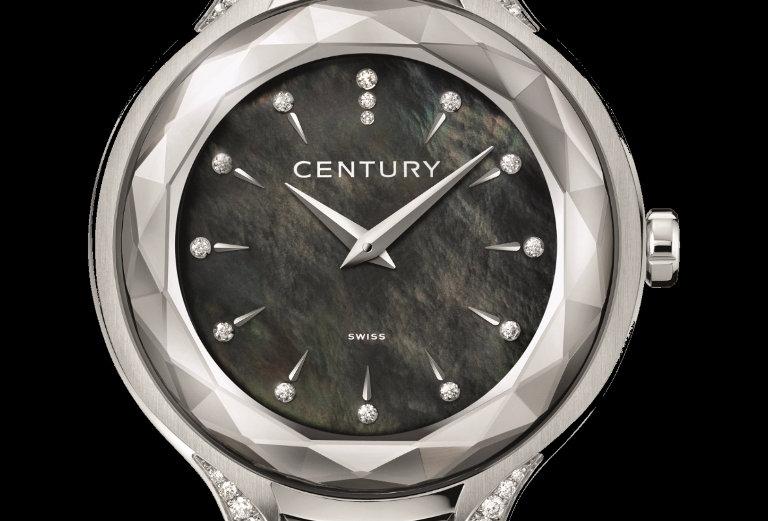 Century First Class MOP Black