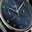 Thumbnail: Guilloche Chronograph blau