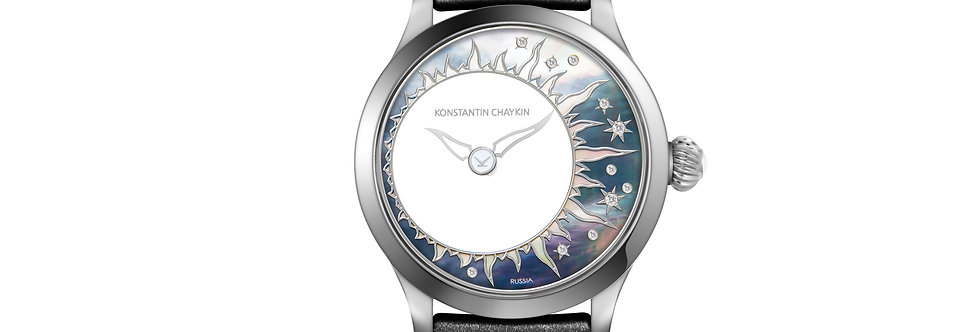 Konstantin Chaykin Levitas Mother of Pearl Diamonds Limited 5 pieces