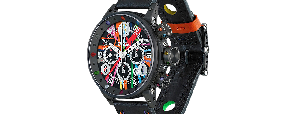 "B.R.M Chronograph V12 ""ART CAR"""