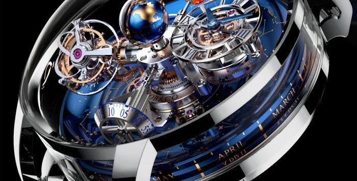 Jacob & Co. Astronomia Sky Platinum 950 18 pieces Limited