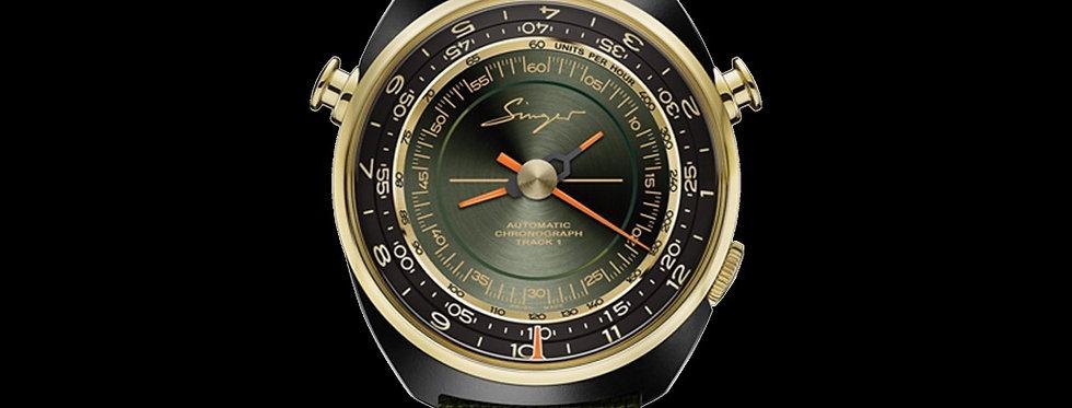 Singer Reimagined Track 1 Emirates Edition Chronograph