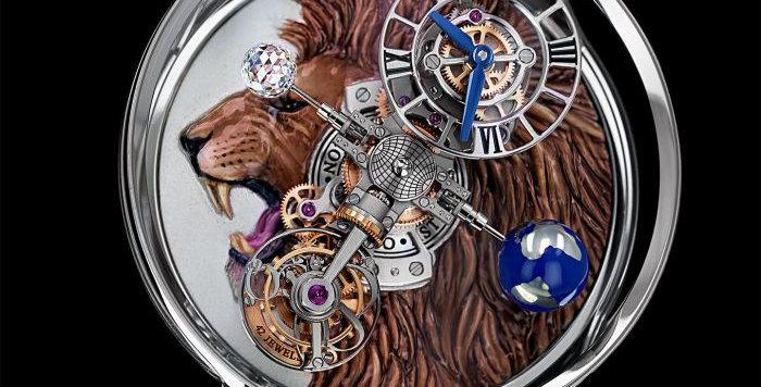 Jacob & Co. Astronomia Art Lion. Piece Unique