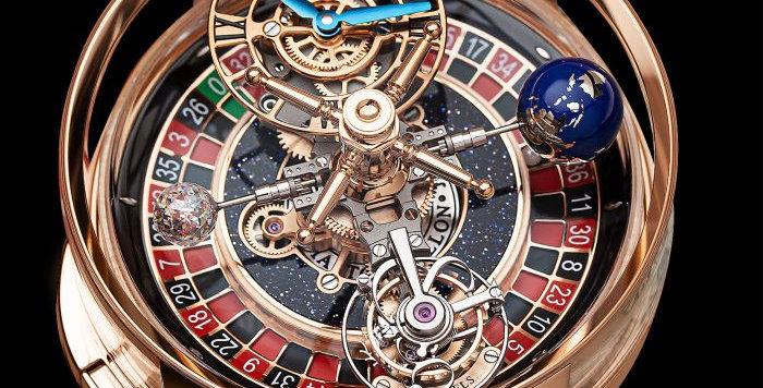 Jacob & Co. Astronomia Casino Limited 88 pieces