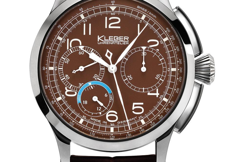 Kleber Clubtime Classic Braun