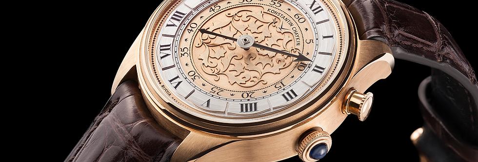 Konstantin Chaykin Genius Temporis Rose Gold Limited 12 pieces