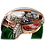 Thumbnail: Jacob & Co. ASTRONOMIA TOURBILLON BAGUETTE Ruby Degrade